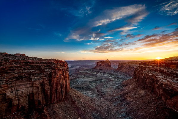 June 12, 2018 Canyonland National Park in Moab, Utah. Photo by Tony Vasquez