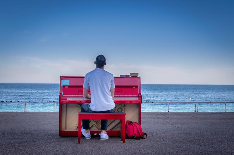 1- Le pianiste
