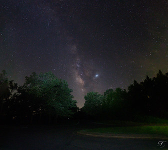 Milkyway at Fort Boggy State Park, TX