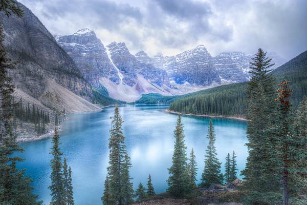 Moraine Lake - Alberta