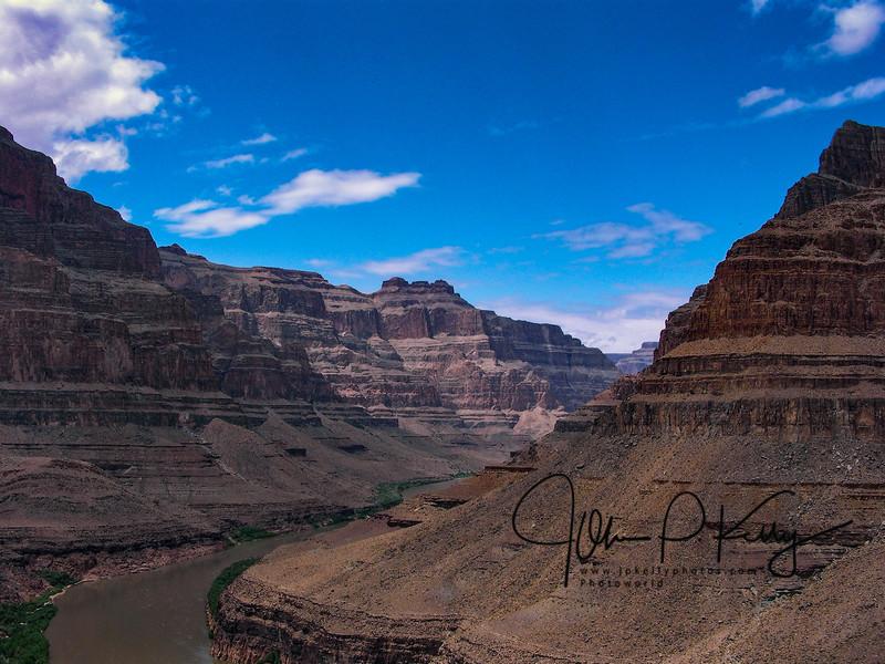 Grand Canyon Bend