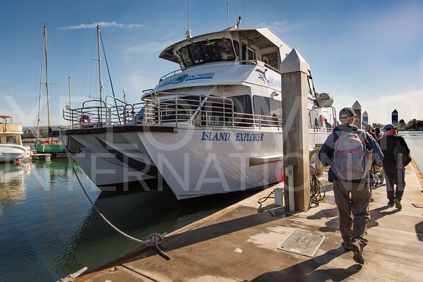 Island Packers Boat: Island Explorer