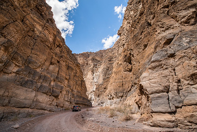Titus Canyon Narrows