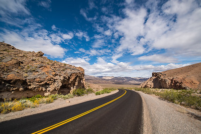 Emigrant Canyon Road