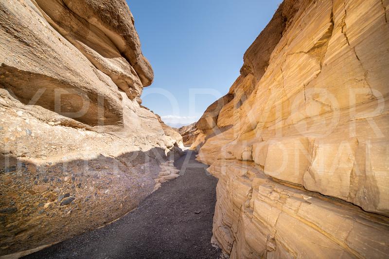 Mosaic Canyon Marble Narrows