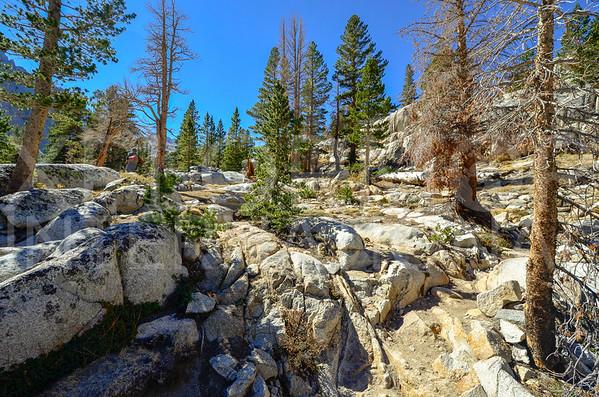 Big Pine Creek North Fork Trail