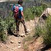 Hiking on the Ortega Trail