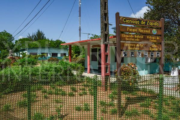 Cienaga de Zapata National Park Visitor Center