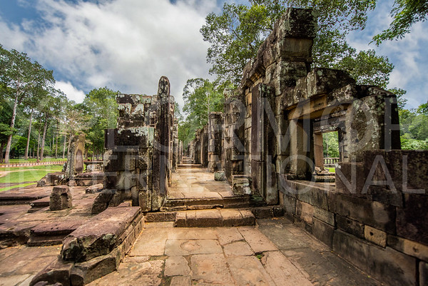 East Gate to Baphuon Temple