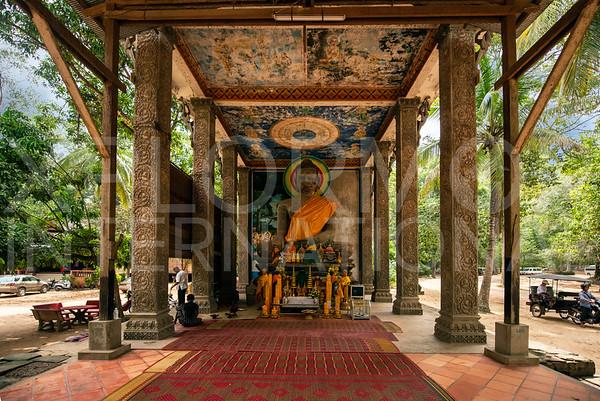 Pagoda near Bayon Temple
