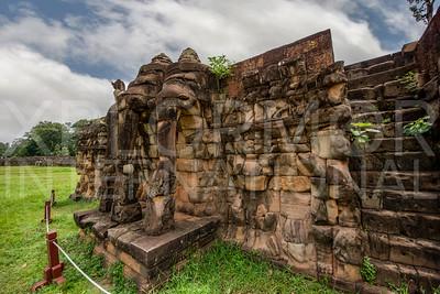 The Terrace of the Elephants