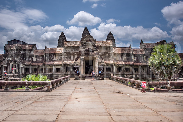 West Entrance to Angkor Wat