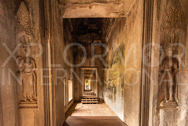 Inner Gallery Hall at Angkor Wat