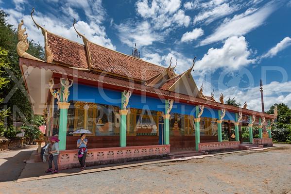 Buddhist Temple at Wat Bakong