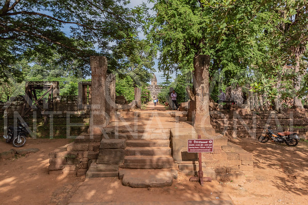 East Gate to the Second Enclosure of Wat Bakong