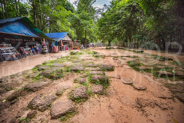 Ancient Causeway to Banteay Kdei
