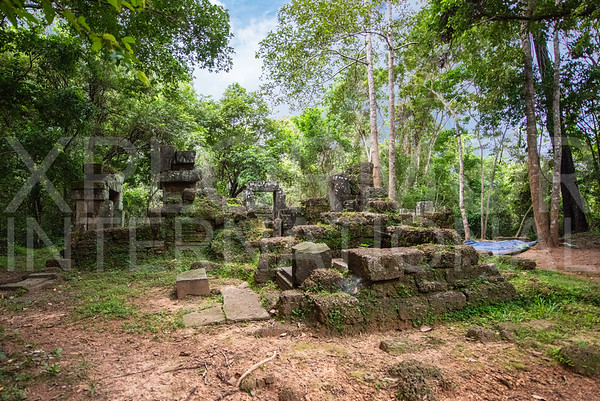 Ruins at Banteay Kdei