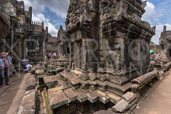 Interior Temple