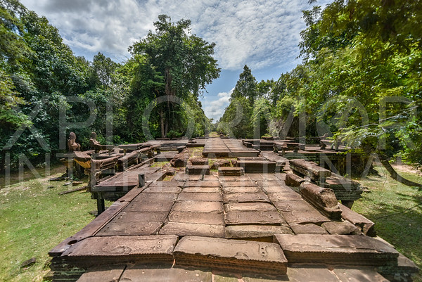 Sacred Path to Bantey Samre