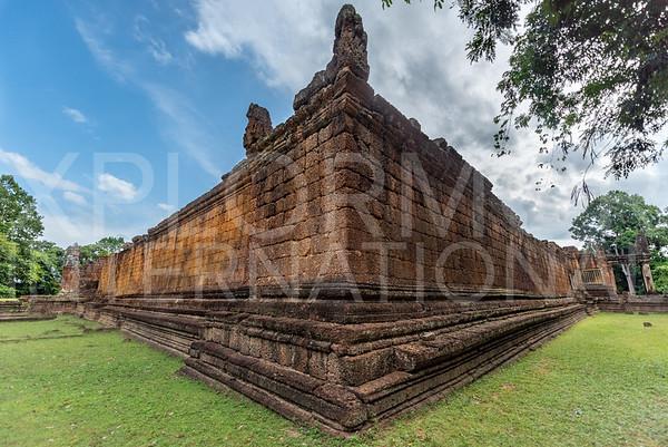 Exterior Wall of the Citadel