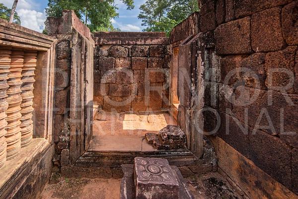 East Gopura II at Banteay Srei