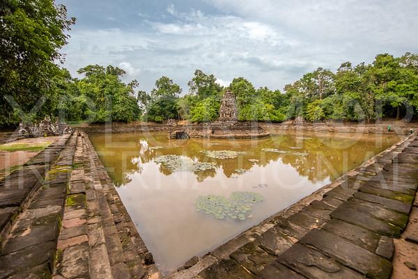 Main Pool at Neak Poan