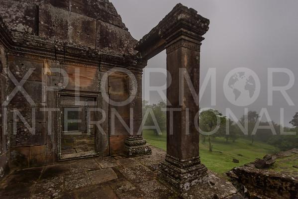 Western Entrance, Gopura IV, Preah Vihear, Cambodia