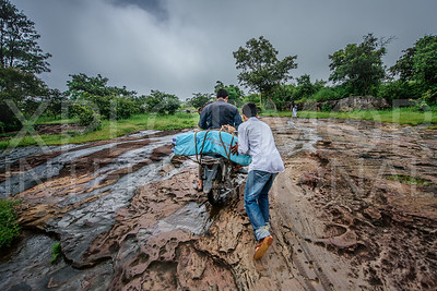 The Road to Preah Vihear, Cambodia