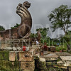 Naga Gaurds, North Entrance, Gopura V, Preah Vihear, Cambodia