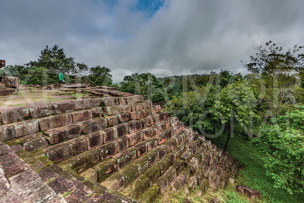 Northen Entrance, Preah Vihear, Cambodia