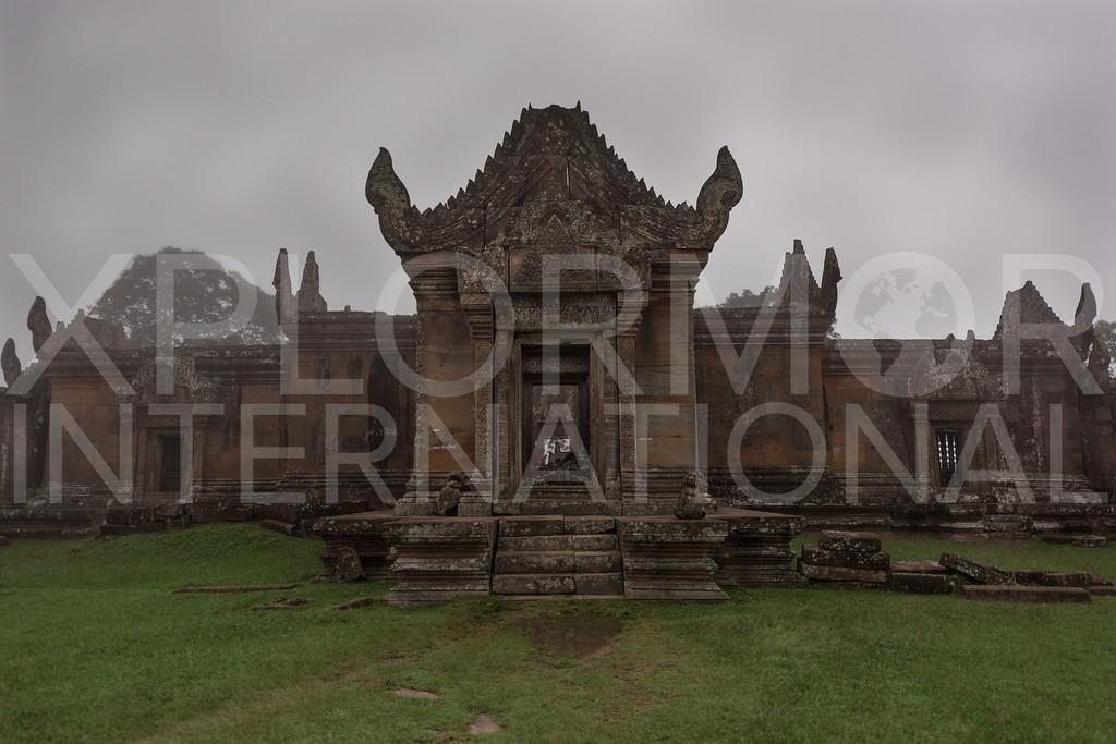 Southern Entrance, Gopura III, Preah Vihear, Cambodia