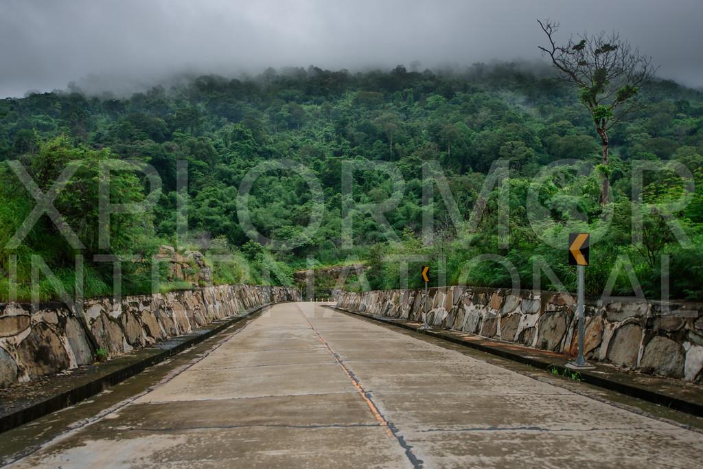 Road to Preah Vihear, Cambodia