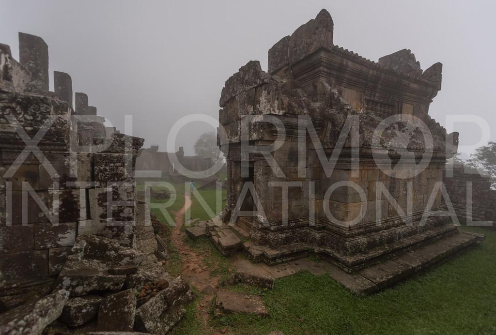Gopura II, Preah Vihear, Cambodia