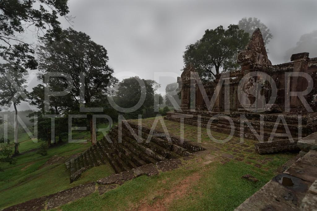 Eastern Entrance, Gopura IV, Preah Vihear, Cambodia