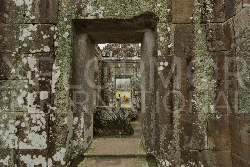 Hermitage of Vira, Gopura III, Preah Vihear, Cambodia