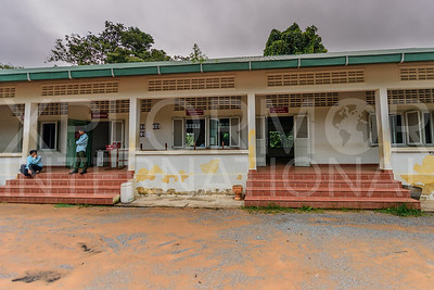 Ticket Office, Temple of Preah Vihear, Cambodia
