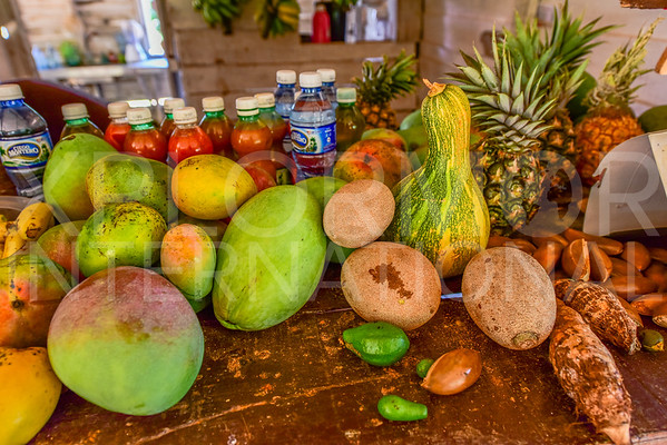 Cuban Farm Stand II