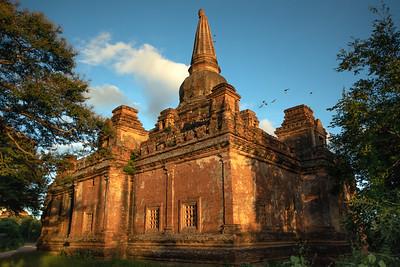 Thamya Temple