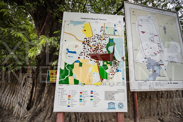 Archaeological Maps of Hanlin