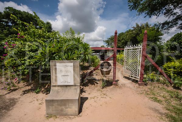 Ancient Pyu Burial Site