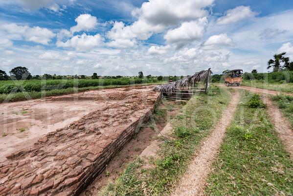 Remains of the Ancient Brick Walled City V