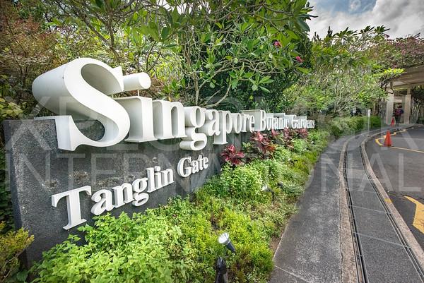 Taglin Entrance Sign