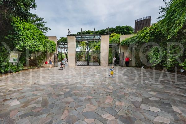 Bukit Timah Entrance