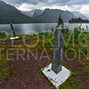 Glacier-Waterton International Boundary Marker II