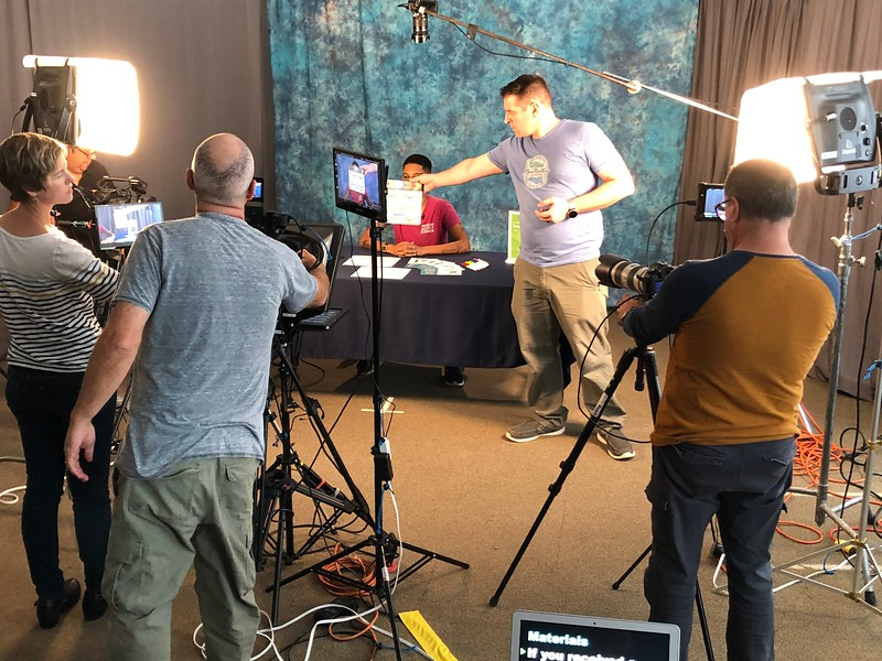 2020 E&S Toolkit A Training Video Filming