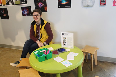2018 Earth and Space Event at The Children's Creativity Museum