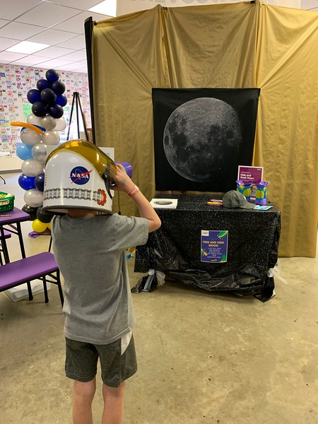2019 Apollo Moon Landing Event at Magic City Discovery Center, Minot, ND