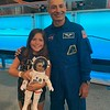 Astronaut Mark T. Vande Hei visiting Science Museum of Minnesota July 20, 2019,  photo credit: Science Museum of Minnesota