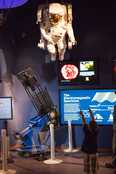Fort Worth Museum of Science and History's Space Day Event