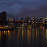 Brooklyn Bridge & Manhattan Skyline | New York, NY